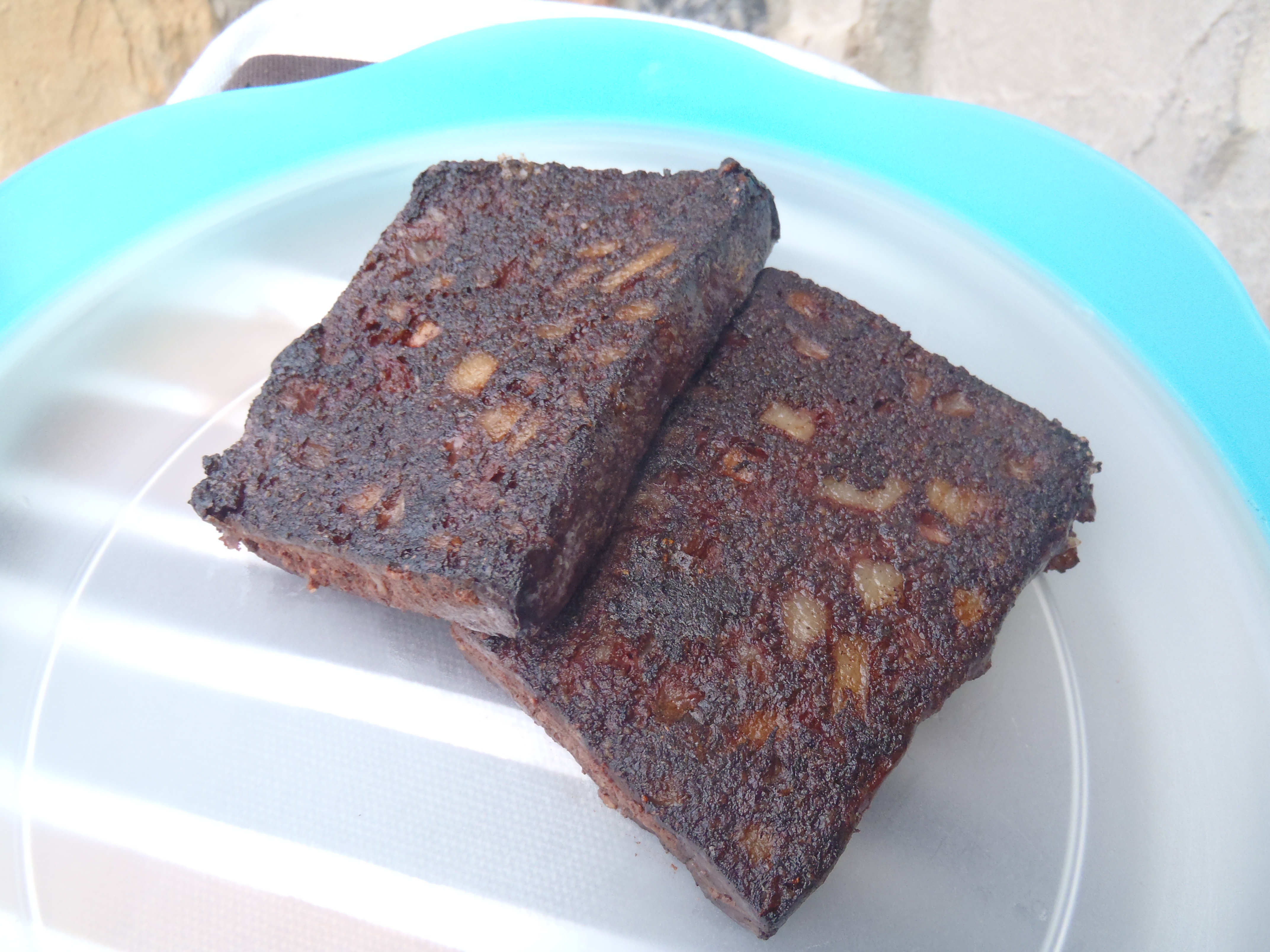 Tell me. how to cook pork blood