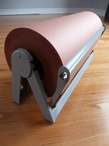 A roll of butcher's paper