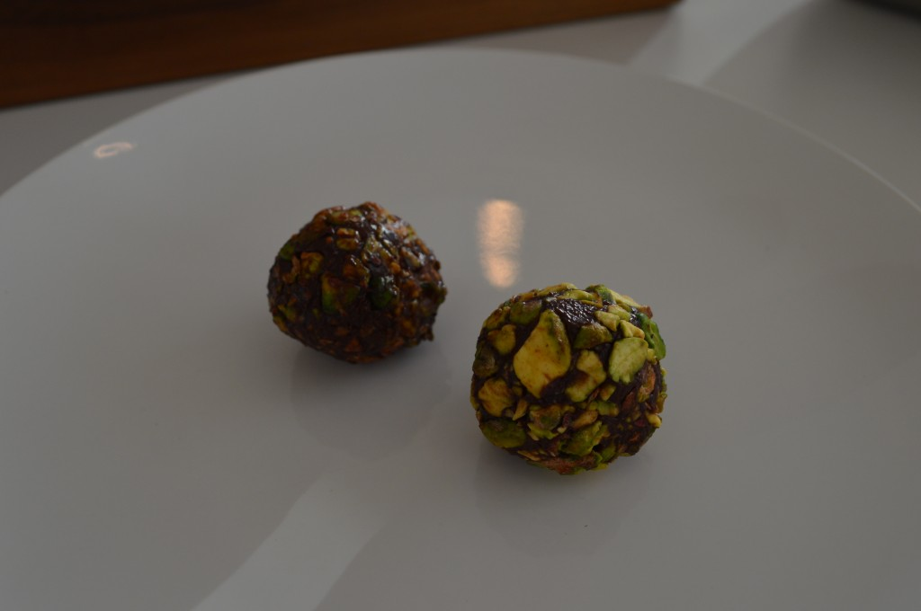 Poorly made truffles