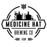 Medicine Hat Brewing Co logo.